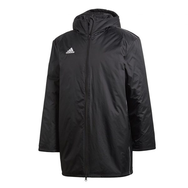 adidas club zone newcastle olympic fc core 18 stadium jacket
