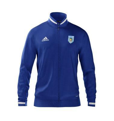 adidas club zone newcastle olympic fc team 19 track jacket blue