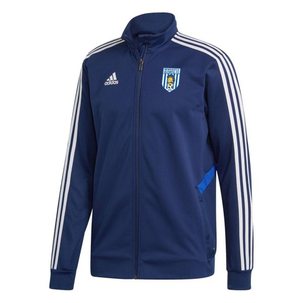 adidas club zone newcastle olympic fc tiro 19 training jacket