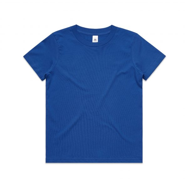 3005 kids tee bright royal 6