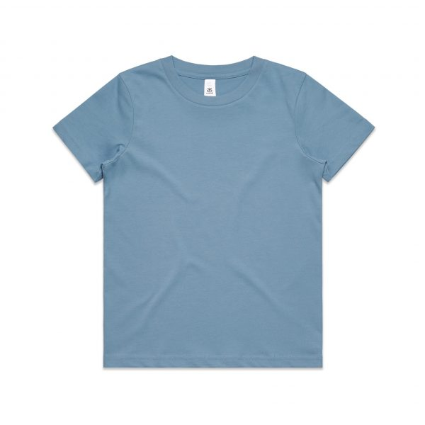 3005 kids tee carolina blue 8