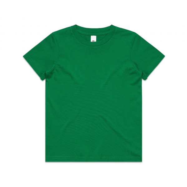 3005 kids tee kelly green 1 5