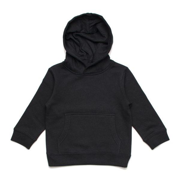 3021 kids hood black 9