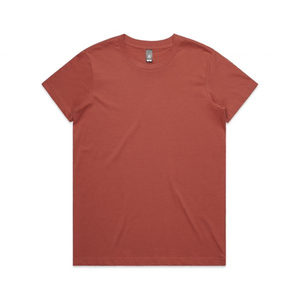 4001 maple tee coral 1 1