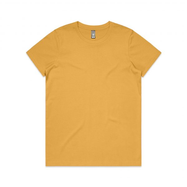 4001 maple tee mustard shopped