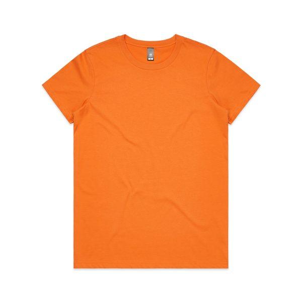4001 maple tee orange