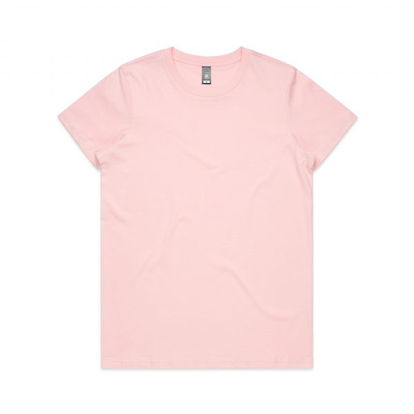 4001 maple tee pink