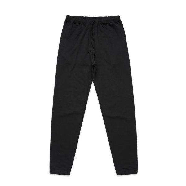 4067 surplus track pants black 1