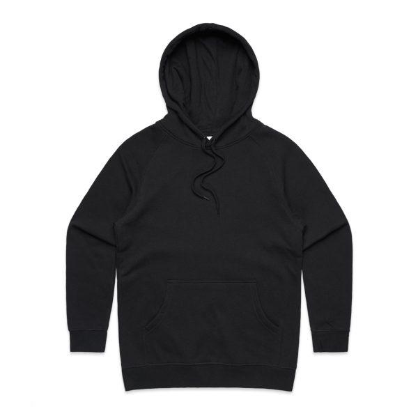 4101 supply hood black