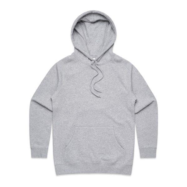 4101 supply hood grey marle