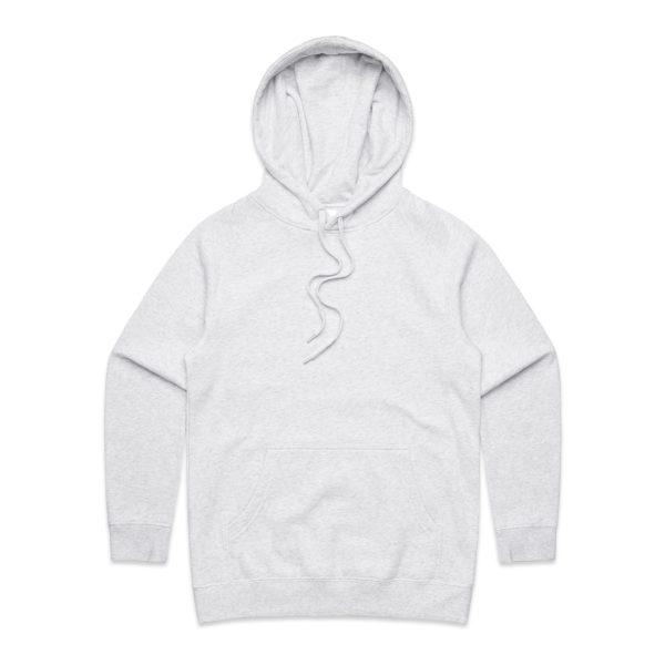 4101 supply hood white marle