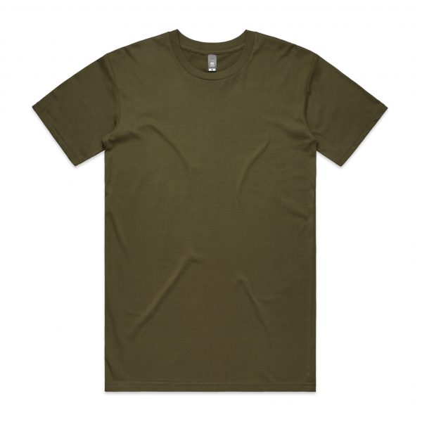 5001 staple tee army 13