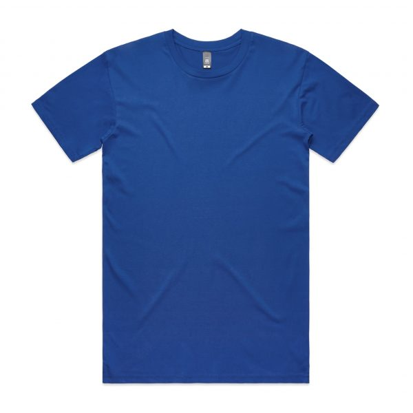 5001 staple tee bright royal 13