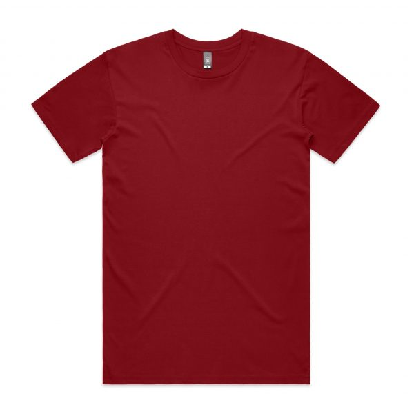 5001 staple tee cardinal shopped 1