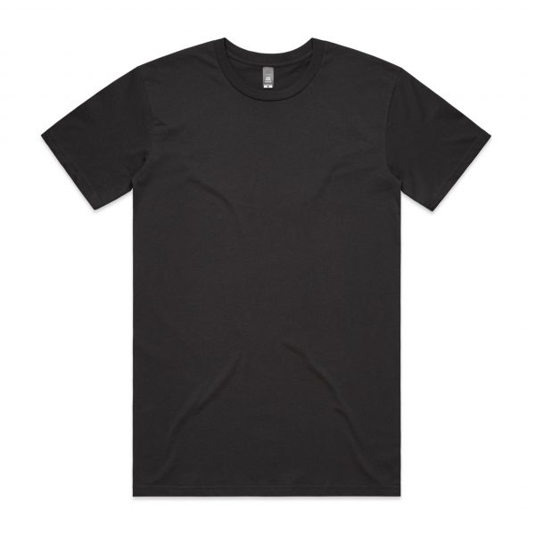 5001 staple tee coal