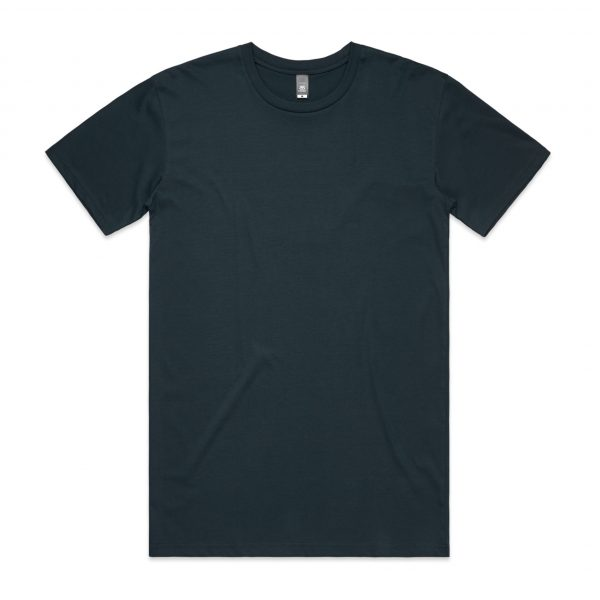 5001 staple tee indigo 4