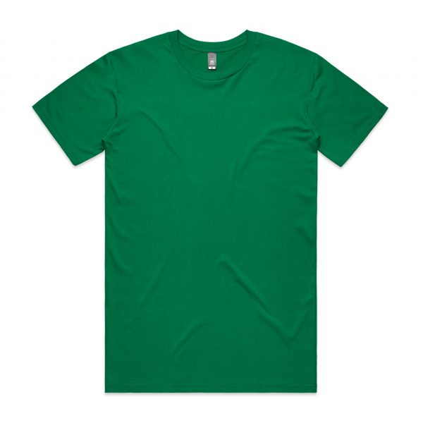 5001 staple tee kelly green 13