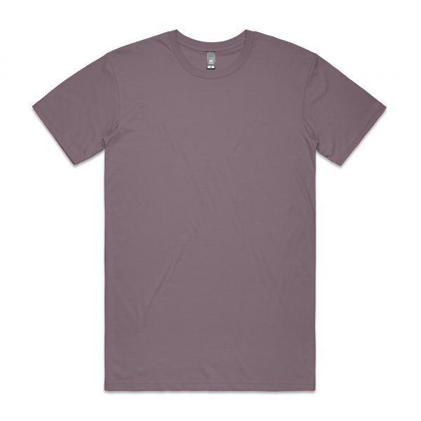 5001 staple tee mauve shopped 1