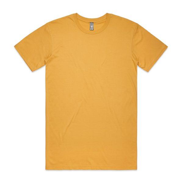 5001 staple tee mustard 3