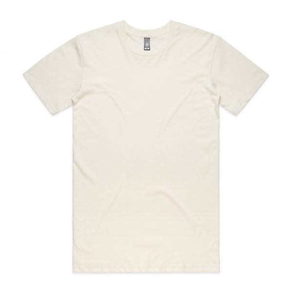 5001 staple tee natural 3