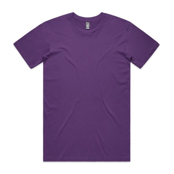 5001 staple tee purple 13