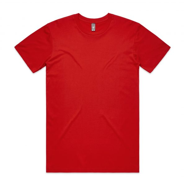 5001 staple tee red 13