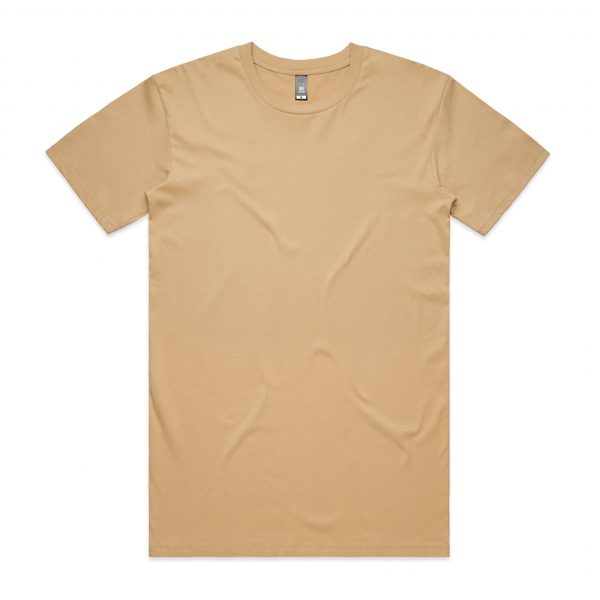 5001 staple tee tan 8
