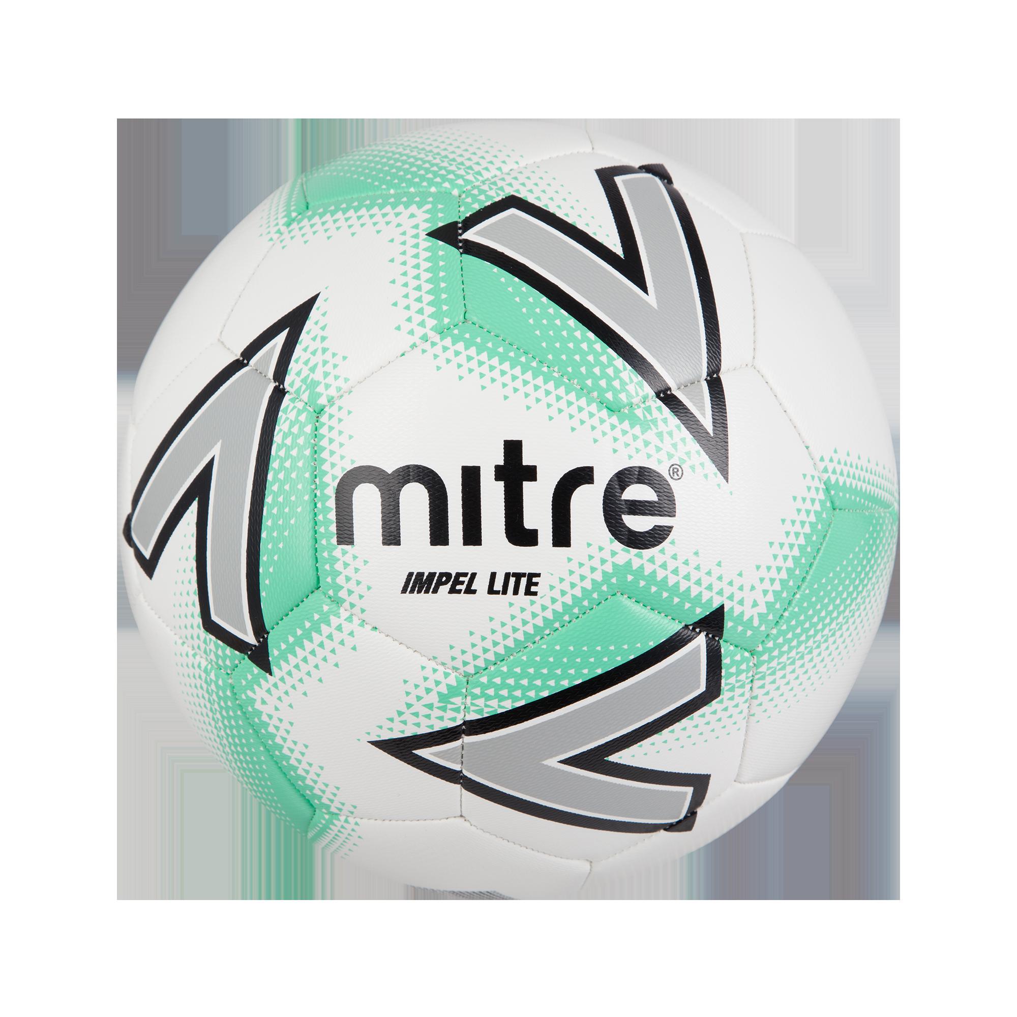 Mitre Impel Lite 290 - White/Green - Size 4