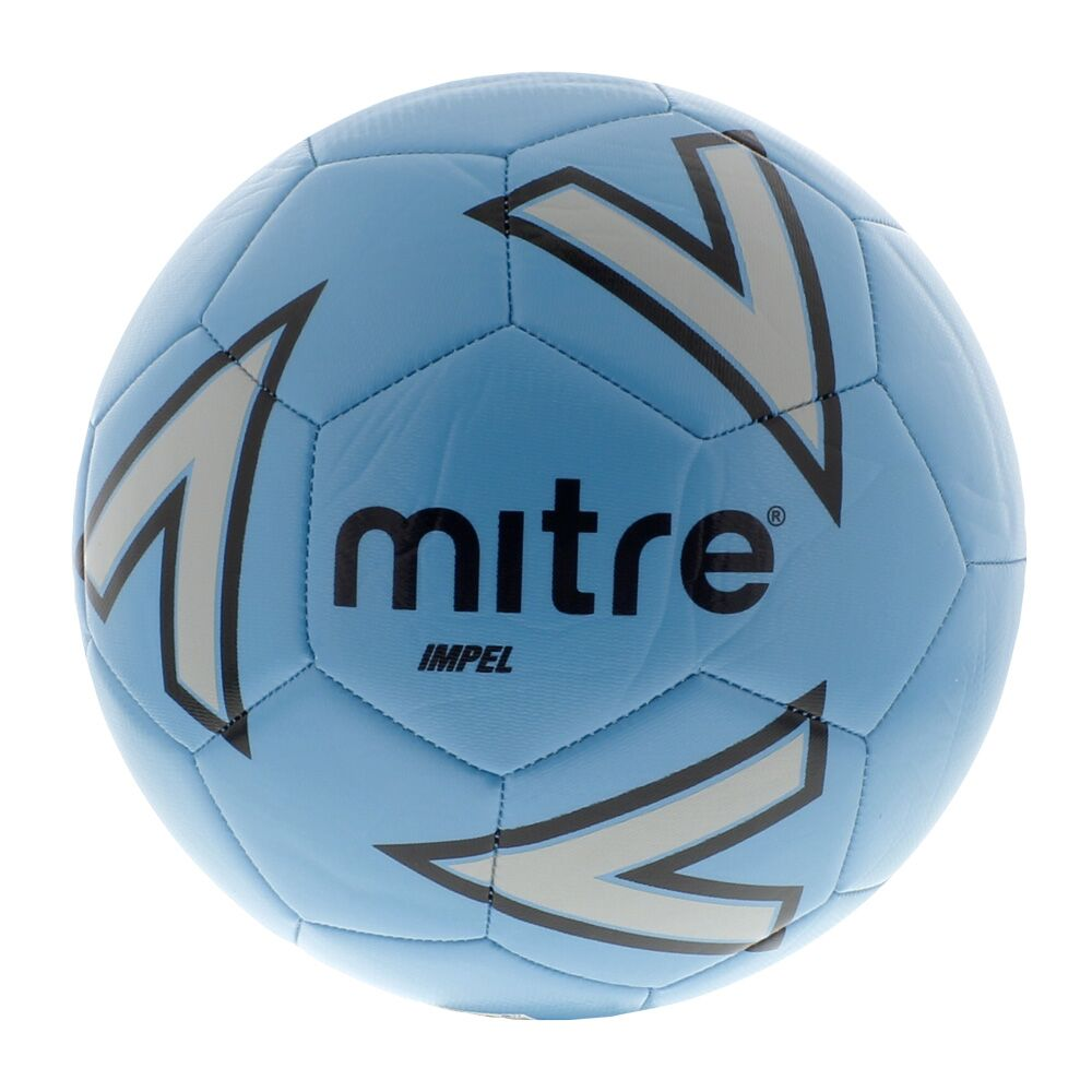 Mitre Impel Training Ball — Blue