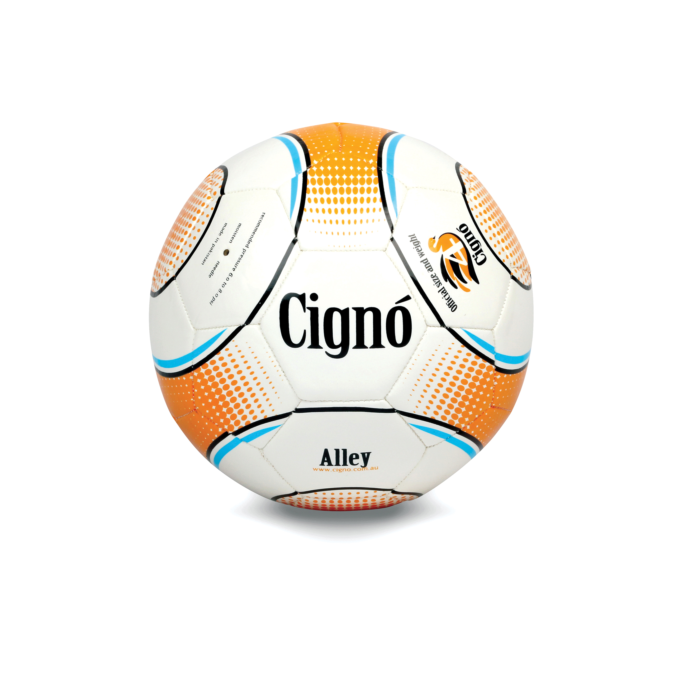 Cigno Alley Training Football
