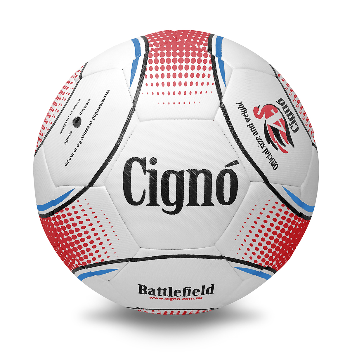 Cigno Battlefield Football