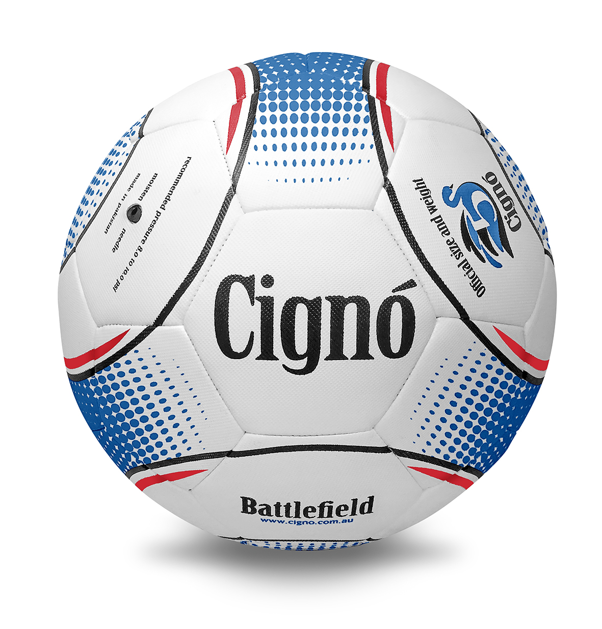 Cigno Battlefield Football