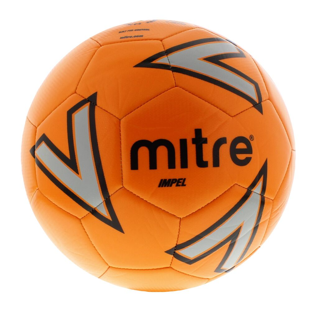 Mitre Impel Training Ball — Orange