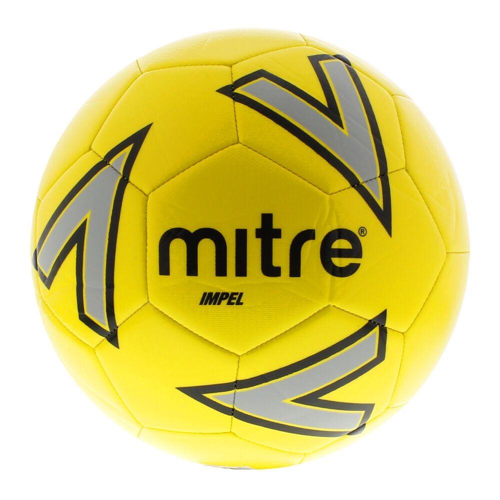 Mitre Impel Training Ball — Yellow