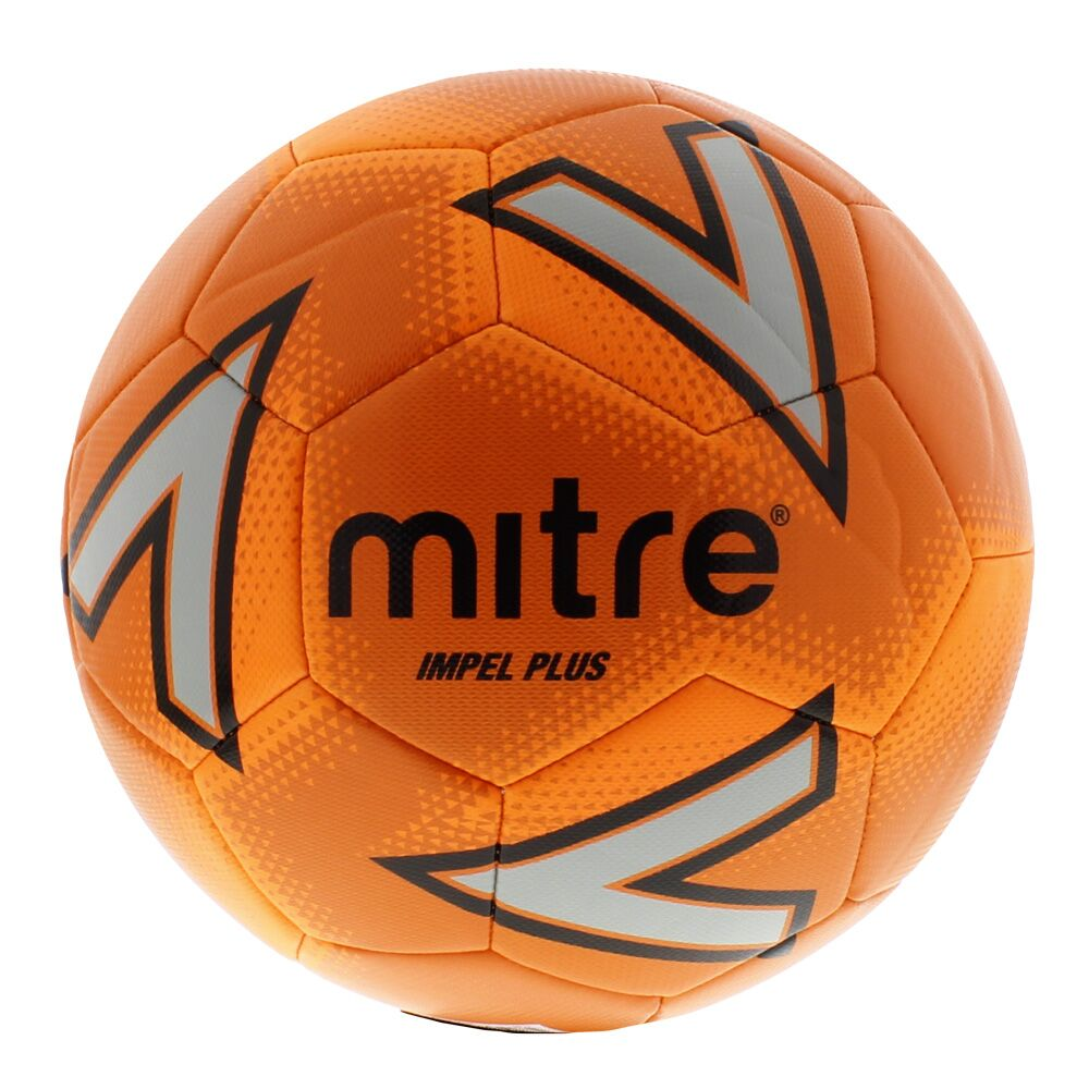 Mitre Impel Plus Training Ball — Orange