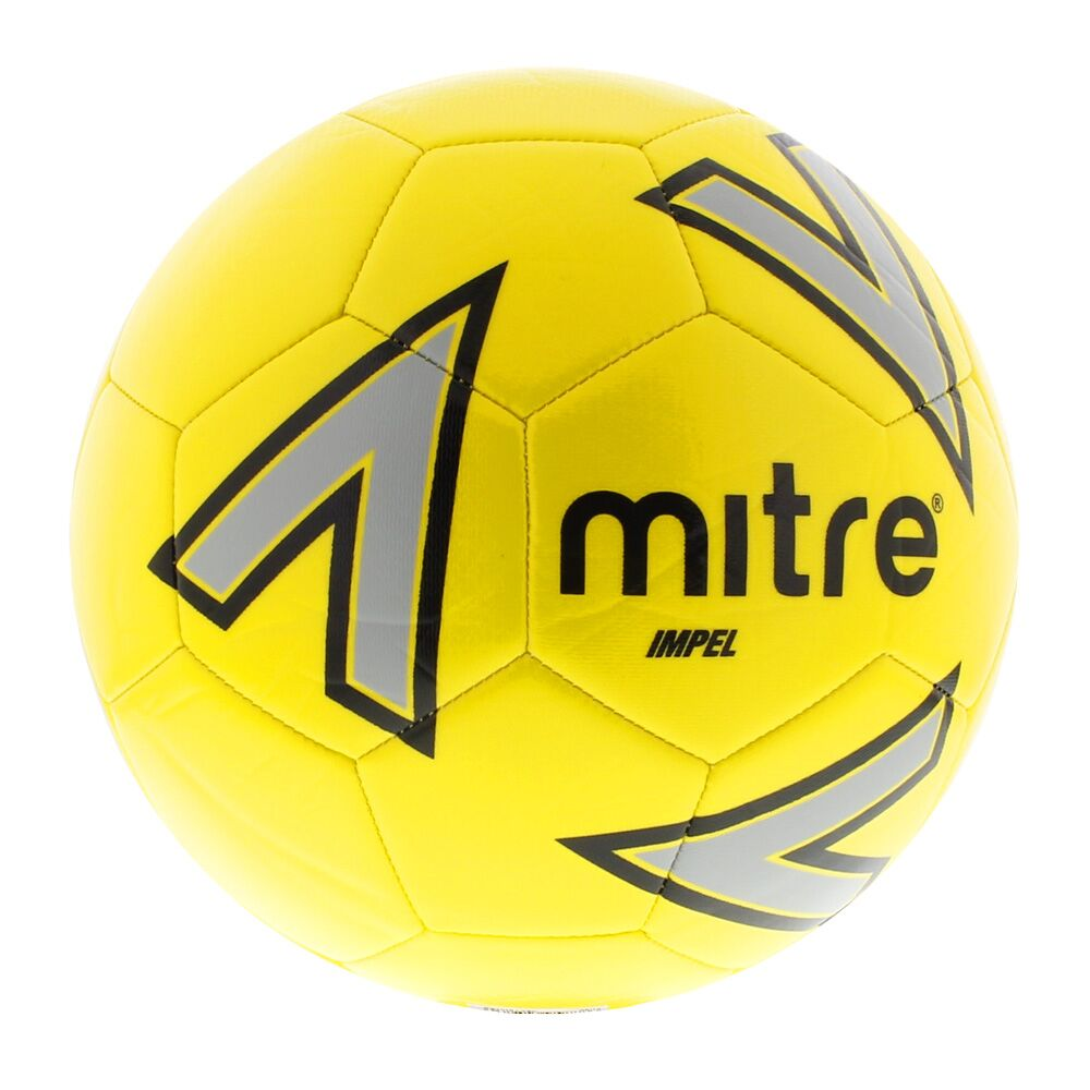 Mitre Impel Training Ball — Yellow