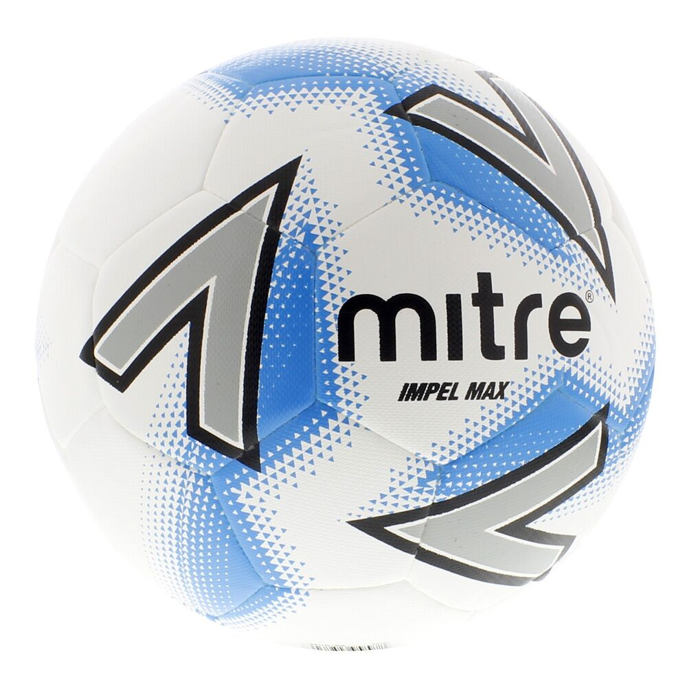 Mitre Impel Max Training Ball — White