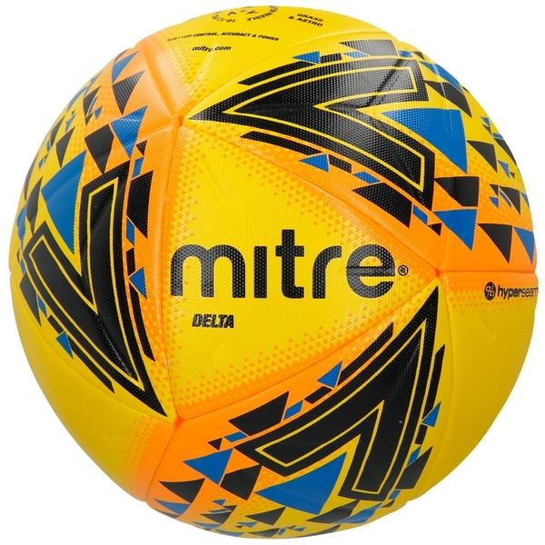 Mitre Delta Futsal — Yellow/Black