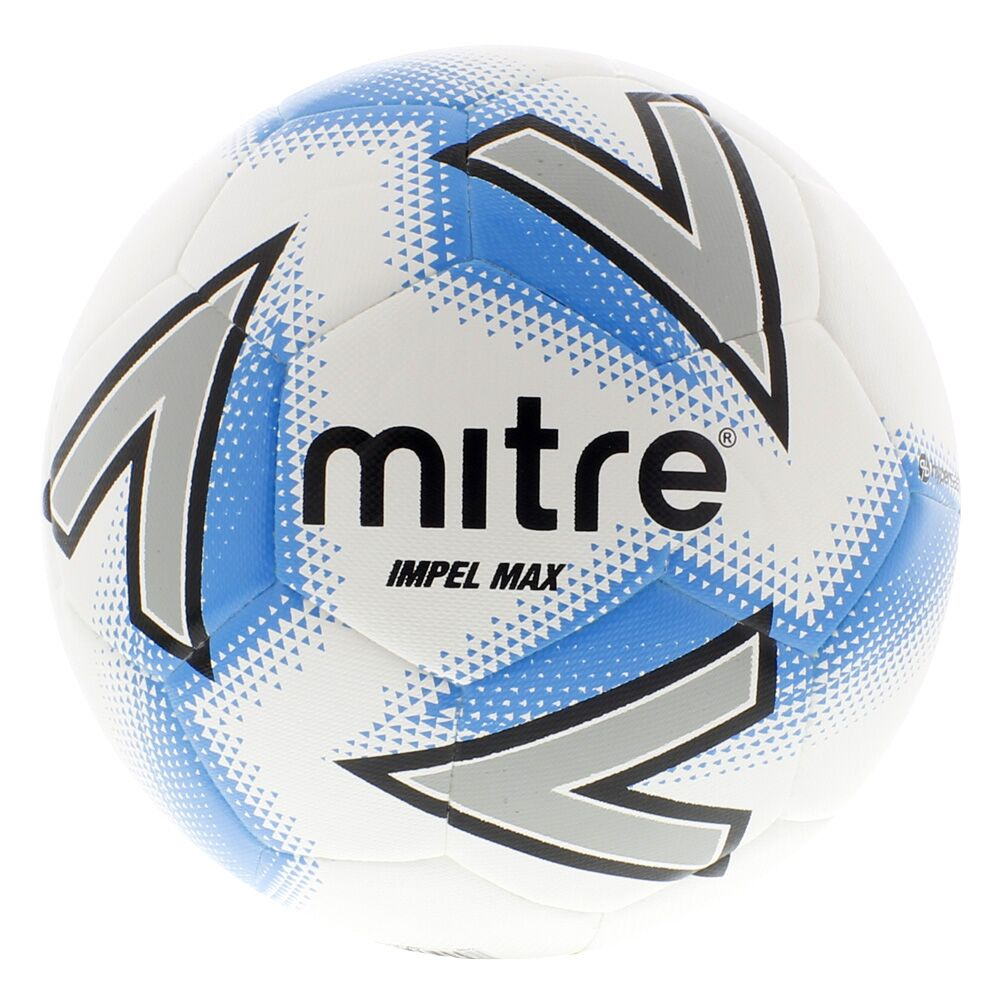 Mitre Impel Max Training Ball — White