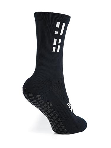 Black Crew Sock 6