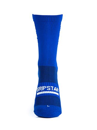 Blue Crew Sock 1