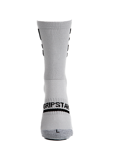 Grey Crew Sock 1