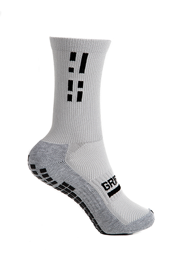 Grey Crew Sock 3
