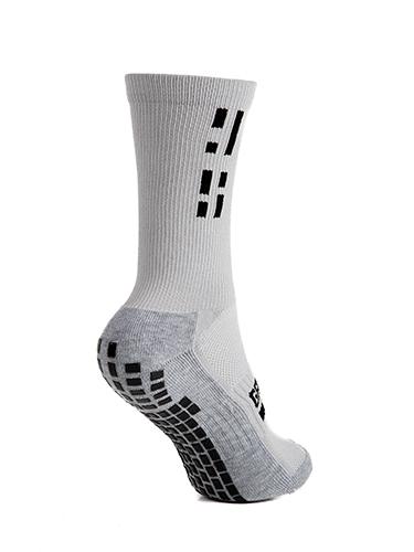 Grey Crew Sock 4