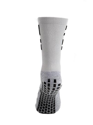 Grey Crew Sock 5