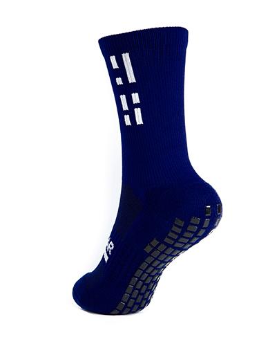 Navy Crew Sock 4