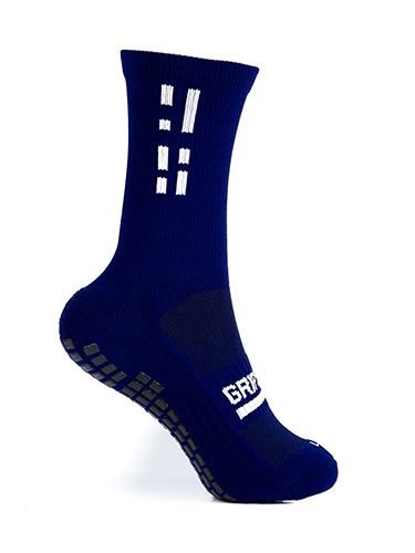 Navy Crew Sock 7