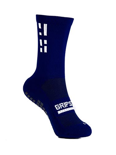 Navy Crew Sock 8