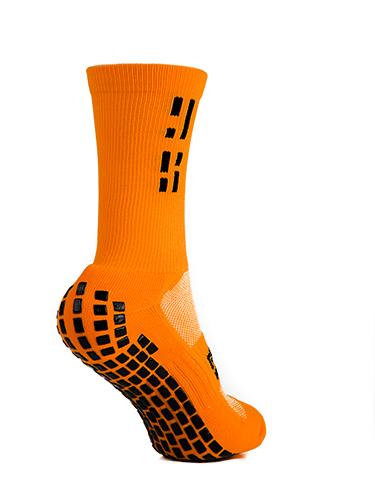 Orange Crew Sock 6