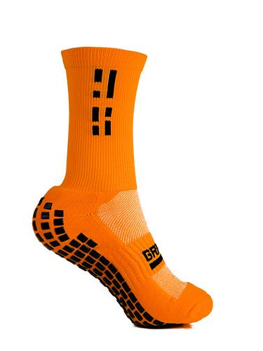 Orange Crew Sock 7